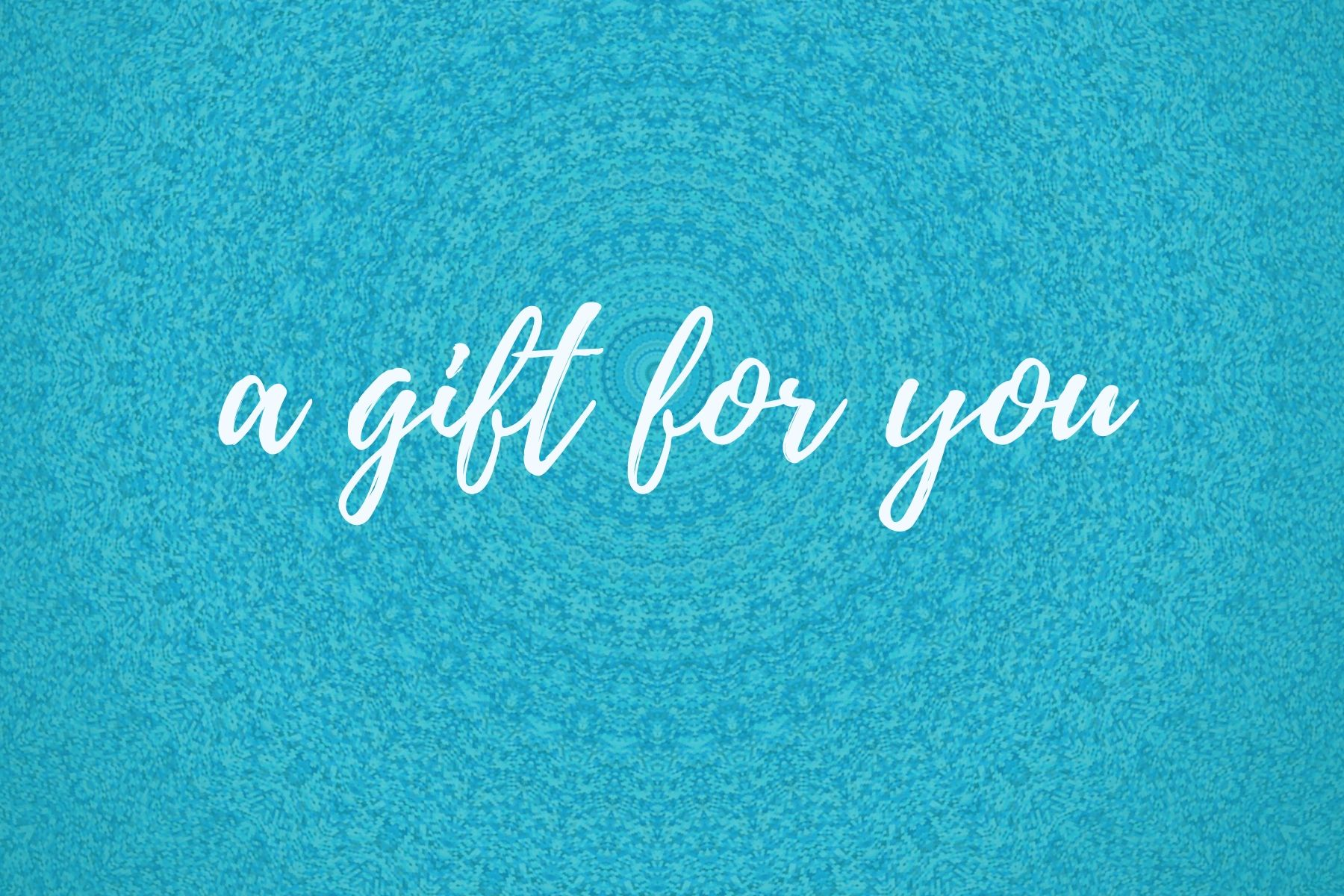 Gift Certificate Gaia's Light